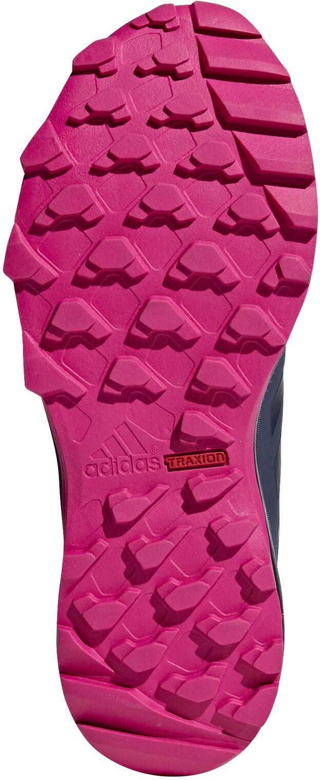 adidas TERREX Tracerocker Buty Kobiety, tech inktrace bluereal magenta